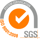 We are ISO 9001:2008 certified